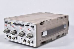 Hameg Hz 64 Hz64 4 channel Electronic Switch For Oscilloscope