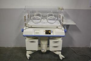 Drager Hill rom Air shields Isolette C2000 Infant Incubator C2hs 1 Series 03