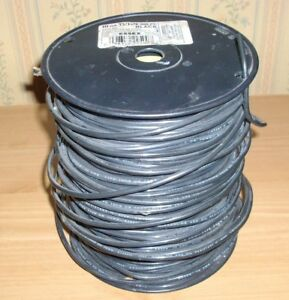 Essex Thhn thwn 500 Ft 10 Awg Stranded Copper Wire 600v Solid Black