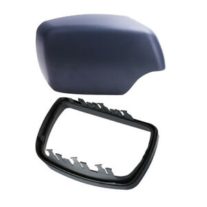 Car Passenger Side Mirror Cover Trim Ring Fit For Bmw E53 X5 00 06 51168256322