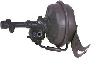 Power Brake Booster Hydro Vac Cardone 51 8055 Reman