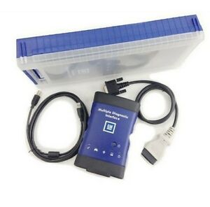 Gm Mdi Diagnostic Scanner With D630 Laptop Ready To Work