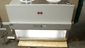 Nuaire Nu 430 600 Biological Safety Cabinets Class Ii Type B2