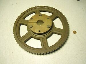 72h100 Timing Belt Pulley
