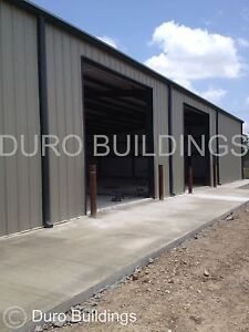Durobeam Steel 60x70x18 Metal Rigid Frame Clear Span Building Structure Direct