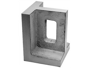 4x5x8 Precision Right Angle Plate All New Item 3402 1033