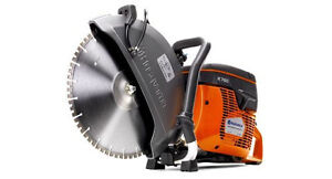 Husqvarna K770 14 Concrete Cutoff Saw blade Not Included Authorized Dist New