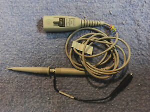 Hp Agilent 1161a High Impedance Passive 500 Mhz 10 1 10 M Probe