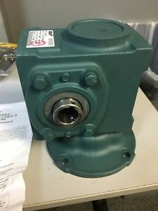 Tigear 2 dodge Right Angle Worm Gear Reducer 17q 20 h14 20 1 Ratio