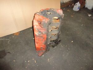 Chevy Small Block 400 Sbc Engine Block Std Bore Motor Shipping Possible