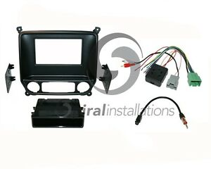 Radio Stereo Installation Dash Kit Combo Sd dd Wire Harness Antenna Ch33