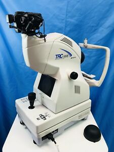 Topcon Trc nw8 Digital Fundus Camera With Nikon Camera