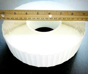 Huge Roll Of 10000 New Barbell Wrap Arounds Jewelry Store Ring Price Labels Tags