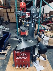 Tire Changer C093ah Wheel Balancer Sr308 Machines Used For Local Pickup Only