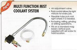 Multi Function Mist Coolant System Air Adjustment Valve