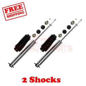 97 06 Jeep Wrangler Tj 2wd 0 Lift Rs7000mt Rancho Front Shocks