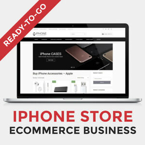 Iphone Accessories Shop Turnkey Website Business For Sale