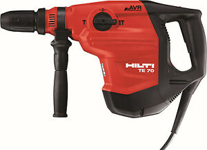 New Hilti Te 70 avr Sds max Combihammer authorized Dealer