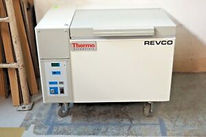 Thermo Fisher Scientific Ult185 5 a32 Ultra Low Benchtop Freezer