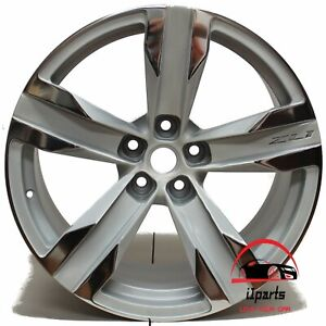 Chevrolet Camaro 2012 2013 2014 2015 20 Factory Original Wheel Rim Front