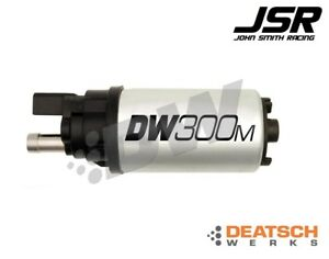 05 10 Mustang Gt V6 Deatschwerks 340 Lph In tank High Flow Fuel Pump Kit