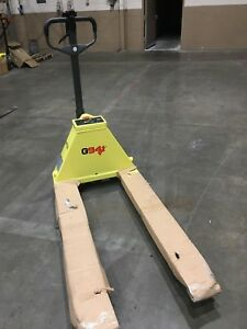 Pallet Jack Semi Electric free Shipping