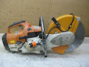 Stihl Ts400 Cut off Concrete 14 Diamond Saw water Kit Completely Rebuilt