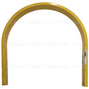New Holland Pickup Guard Part 86619048 For Round Balers Br730a Br740a Br7060