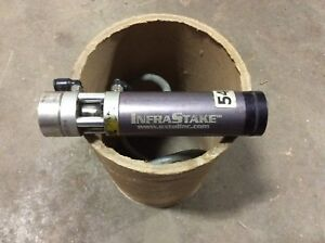 Extol Infrastake Is125 Body Sub Assembly W punch And Mounting Plate