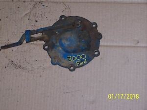 Ford 2000 3000 4000 2600 3600 460 3 Cyl Gas Tractor Governor Housing Lever Assm