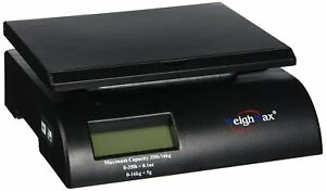 Electronic Digital Postal Scale Postage Scales Mail For Letters Package 35 Lbs