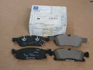 Mercedes Ml Gle Genuine Front Brake Pad Set Pads Ml350 Ml400 Gle350 New