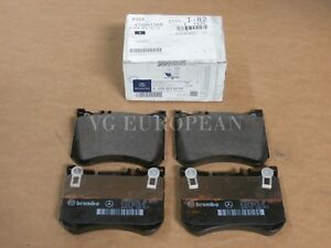 New Mercedes benz W222 S550 Maybach Genuine Front Brake Pad Set 0084200220