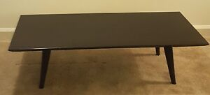 Paul Mccobb Planner Group 36 Table Bench Mid Century Black