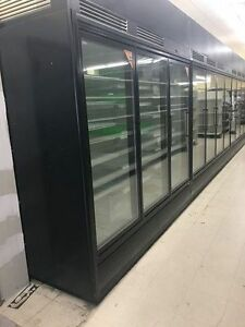 Zero Zone Reach In Cooler And Freezers 2012 Doors With Led Lights