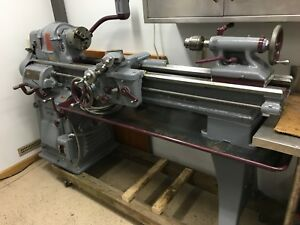 South Bend 13 Engine Toolroom Lathe