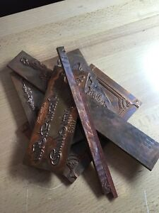 5 2 Lbs Of Scrap Copper Sheets For Anodes Or Your Create Project