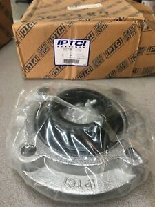 New In Box Iptci 4 bolt Flange 2 Bore Bearing Bucnpfcs 211 32