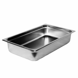 Steamtable Pan Full 4 Stainless Steel stpa8004 Category Buffet Food Pans