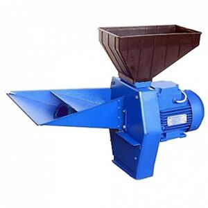Feed mill grinder corn grain oats wheat hay straw crusher 1700w 220v 240v