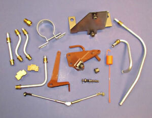 Mopar Plymouth Dodge 440 Six Pack Installation Kit New Reproduction Kit