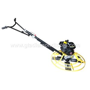 Power Trowel 36 Brand New Helicopter Concrete Finisher Floater 6 5 Hp