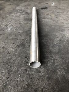 304 Stainless Steel Round Tube 1