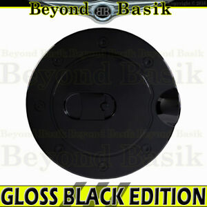 For 1994 2004 2005 2006 2007 2008 Dodge Ram Gloss Black Gas Door Cover Overlay