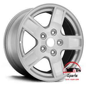 Jeep Grand Cherokee 2005 2006 2007 17 Factory Original Wheel Rim