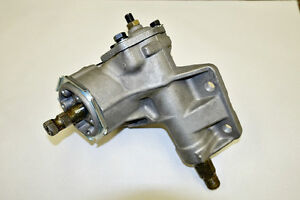 1967 To 1972 Dodge Plymouth A Body Manual Steering Box