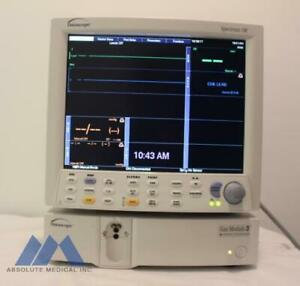 Datascope Passport 2 Spectrum Or Patient Monitor With Gas Module 3