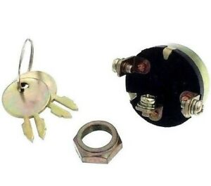 Ignition Switch For Massey Harris Mh 33 44 50 555 Colt Pony Pacer Mh33 Mh44 Mh50