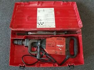 Hilti Te 905 Avr Demolition Jack Hammer Breaker 120v Te avr W carrying Case