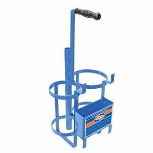 Uniweld 500s Metal Carrying Stand For Mc Tank R oxygen